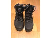 Hiking Boots - Size 9.5 - Almost Brand New - Used Once!