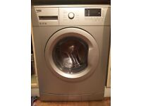 Beko Silver Washing Machine 6kg 1400rpm - Only £140 - Priced for quick sale!