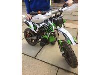 Mini dirt bike 50cc £180