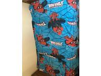 Spider-Man bed set for toddler/junior bed/ cotbed