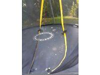 Free 10 foot trampoline