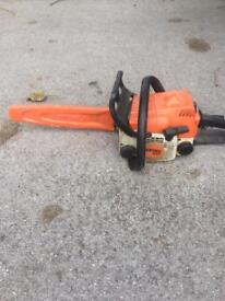 Stihl 017 chain saw