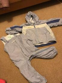 Children's skiing outfit