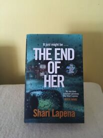 Shari Lapena -The End of Her