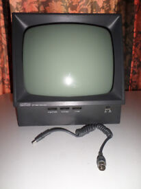 Amstrad GT-64 monochrome monitor - excellent condition