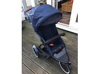 Fantastic Phil & Teds double buggy-navigator 2.0