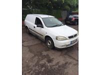 Vauxhall Astra van 1.7 Spairs repairs (runs and drives)