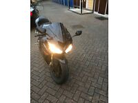 Kawasaki zx 636, great bike,no problem, full service history,extremely reliable.
