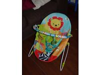 Baby bouncer - Bright Starts