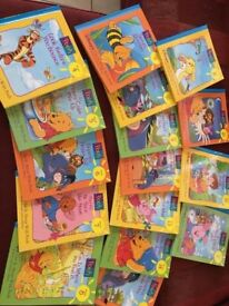 Pooh books