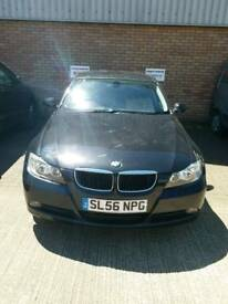 BMW 3 SERIES 320d SE 4 dr 56 2007