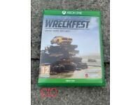 Wreckfest Xbox one game