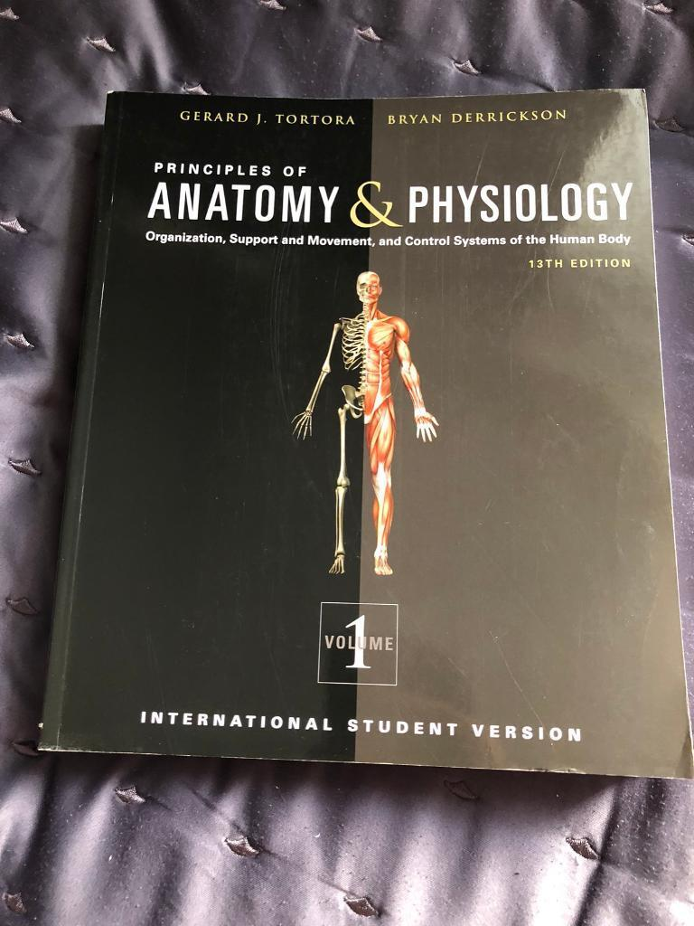 Principles of Anatomy & Physiology | in Oval, London | Gumtree