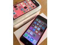 Apple IPhone 5C - PINK - UNLOCKED 32Gb