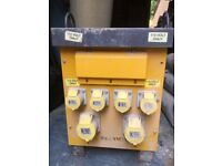 10kVA Site Transformer Defender Good condition fully working