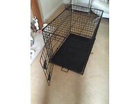 Medium dog/puppy crate