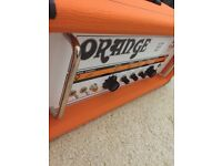 Orange AD200b Mk3 All tube 200W Bass Guitar Amp, Immaculate with full flightcase and padded cover.