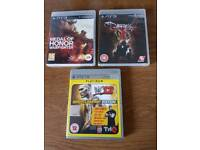 PlayStation ps3 games £4 each