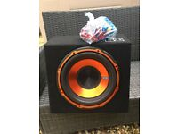 Edge Sub Woofer with built in Amp