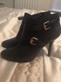 Ladies Ralph Lauren Ankle Boots