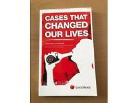 Cases That Changed Our Lives (Paperback) Ian McDougall, David Edmond Neuberger