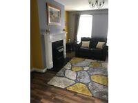 Furnished 3-bedroom, mid-terrace town house (Lenaderg, Banbridge)