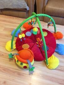 Mamas and papas Ladybird playmat