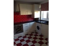 freshly decorated, modern two bed flat