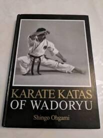 Karate katas of Wadoryu by Shingo Ohgami