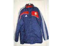 Lions rugby tour jacket