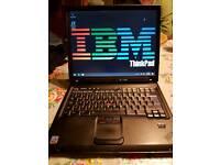 IBM thinkpad T43p immaculate Lenovo laptop