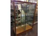 Display cabinet ideal for shop retail home storage