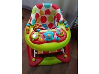 Baby go round walker 2in1