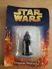 Star Wars emperor palpatine diecast