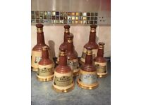 Bells Whisky Decanters