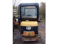 CAT 301.5 Mini Hydraulic Excavator