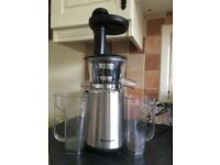Hotpoint cold press juicer