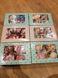 Christmas jojo bow gift sets