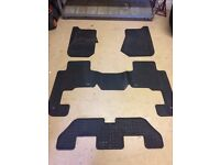 Land Rover Discovery Mat Set