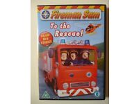 Fireman Sam - To The Rescue! (DVD, 2005) Region 2 - UK