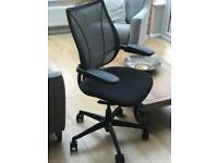Humanscale Office Chair (£629 John Lewis)