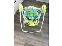 Baby Swing - BRAND NEW NEVER USED WITH TAGS