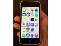 Iphone 5c 8gb white on Ee,orange,virgin, ok condition, phone only