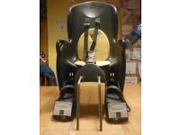 Hamax Kiss Childs cycle seat and 2 fastening bracket.