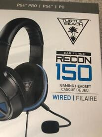 Turtle beach recon 150 wired headset