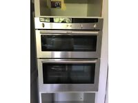 Neff built-in double oven
