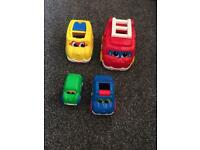 Fisher price stacking cars