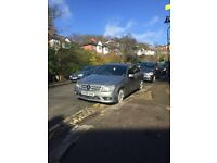 Immaculate Mercedes C200 Auto Diesel - LOW MILES