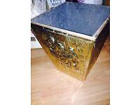 Vintage coal box £20