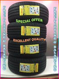 """SPECIAL OFFER"" 195/50R15 82V OPALS 4 TYRE'S INCLUDING FITTING BALANCING ONLY £100"